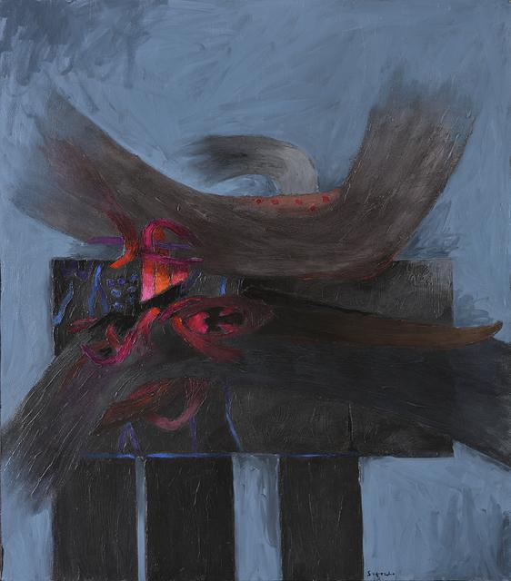 , 'Ceremonia,' 2014, Durban Segnini Gallery