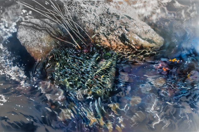, 'Silvered Passage,' 2016, Bentley Gallery