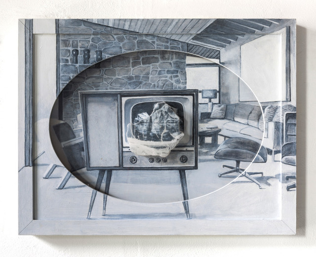 , 'TV Rock,' 2017, DANESE/COREY