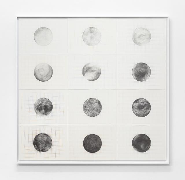 Amelie Bouvier, 'Ash Light #1', 2019, Harlan Levey Projects