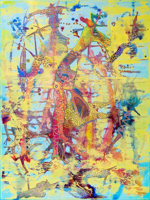 , 'Safari,' 2017, Fabrik Projects Gallery