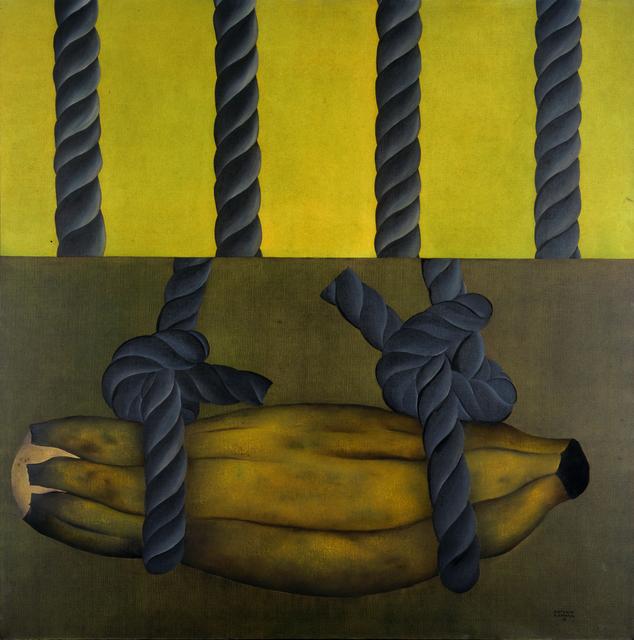 Antonio Henrique Amaral, 'Alone in Green', 1973, Blanton Museum of Art