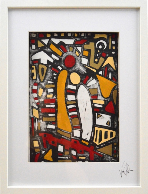 , 'Rote Umarmung,' 2019, Contemporary Gallery CH