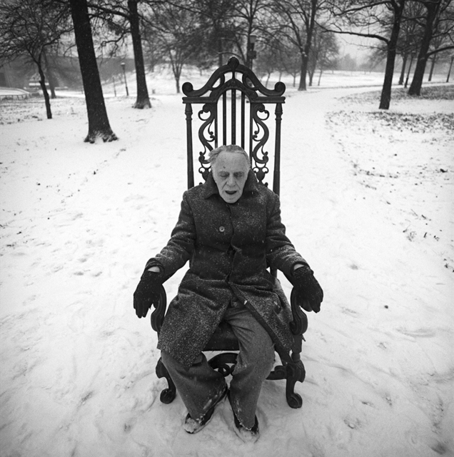 Arthur Tress, 'The Last Portrait of My Father, NYC', 1978, ClampArt