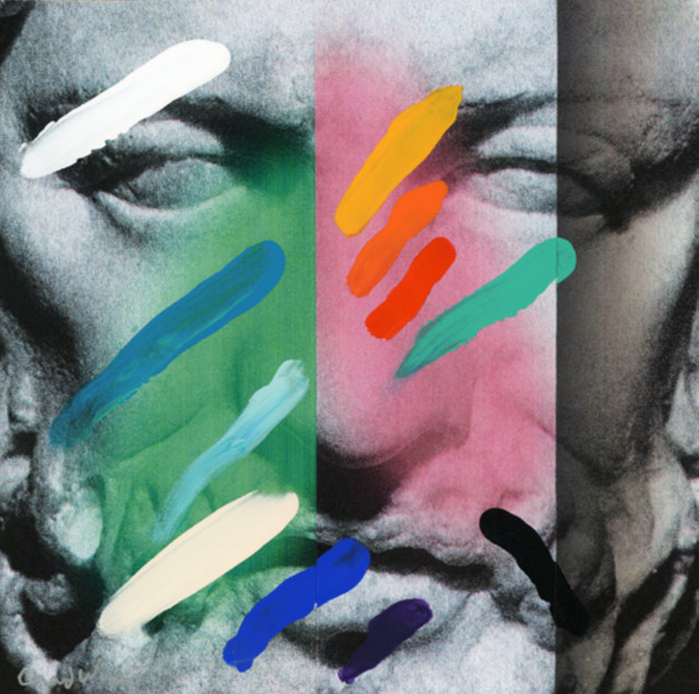 , 'Composition on Panel 6,' 2015, Joseph Gross Gallery