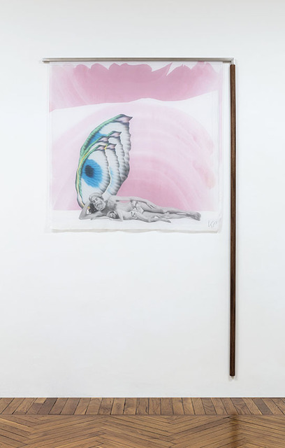 , 'Opulent Austerity (for meditation amidst serpents),' 2018, Federica Schiavo Gallery