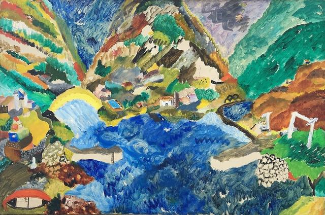 , 'Pan-Hellenic #2,' 1950, Lawrence Fine Art