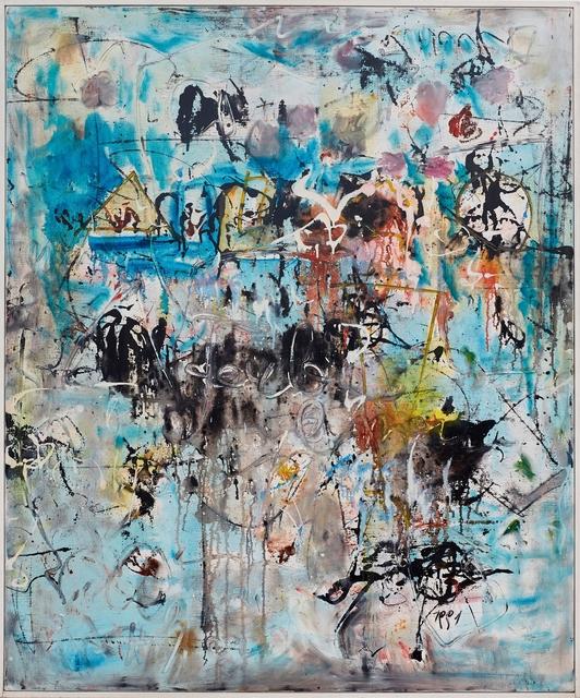 , 'So-So,' 1991, Galerie Ernst Hilger