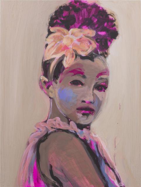 , 'Makeup (Blue Cheeks),' 2016, Bugada & Cargnel