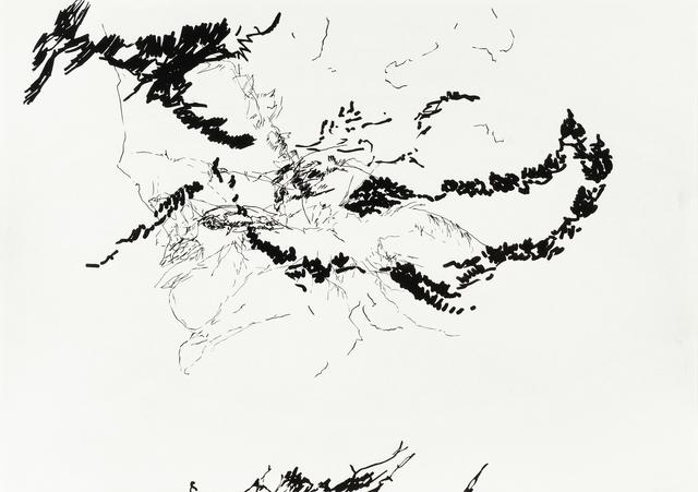 , 'Magnetic heart 40,' 2008, Galleri Bo Bjerggaard