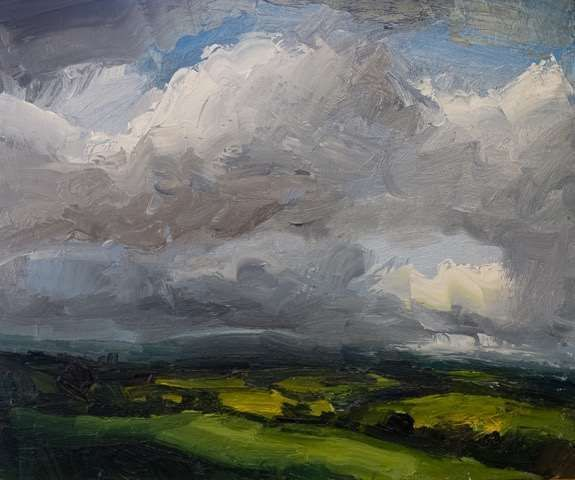 Robert Newton, 'Changeable Weather', 2018, Lime Tree Gallery