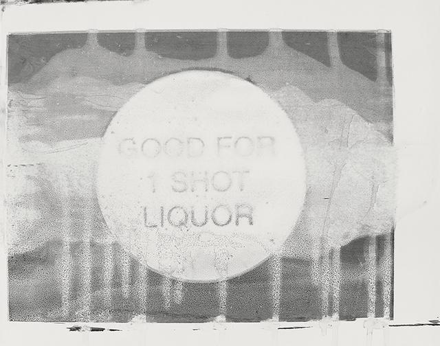 T.R. Ericsson, '1 Shot (Vodka)', 2019, Harlan Levey Projects