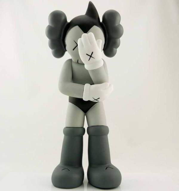 KAWS, 'Astro Boy (Grey)', 2012, 5ART GALLERY