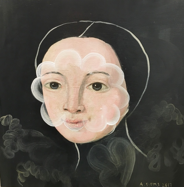 Anne Siems, 'Bloom 3', 2017, DECORAZONgallery