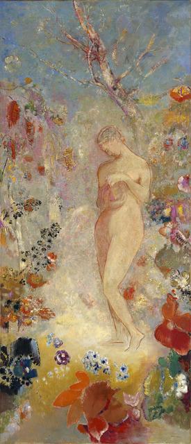 , 'Pandore (Pandora),' ca. 1914, Fondation Beyeler