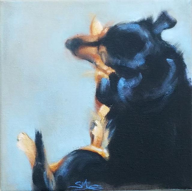 Sonya Mahnic, 'Shepherd Cross', 2017, Gallery 78