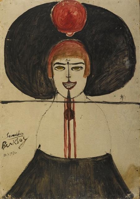 , 'Voice,' 1970, Galerist