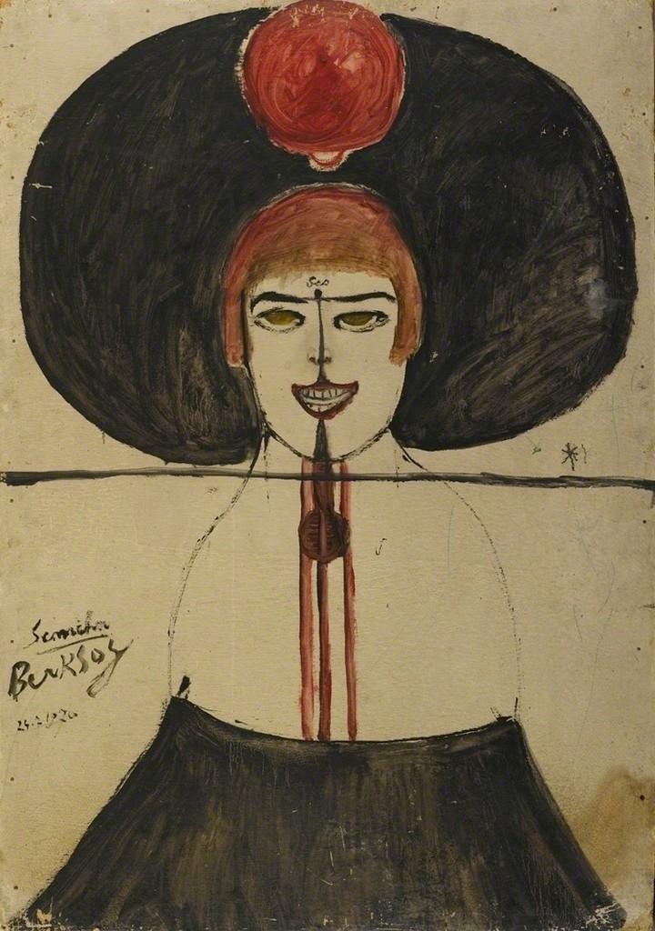 SEMİHA BERKSOY, 'Voice,' 1970, Galerist