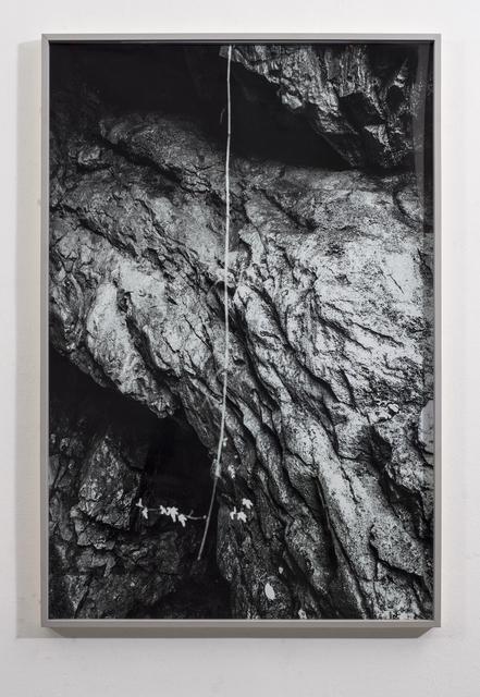 , 'Untitled,' 2015, Galerie Nathalie Halgand