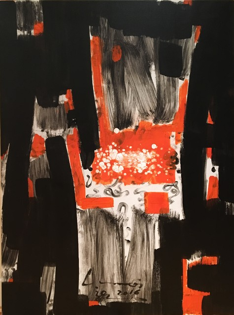 , 'Weave (1),' 2016, Gallery Elena Shchukina