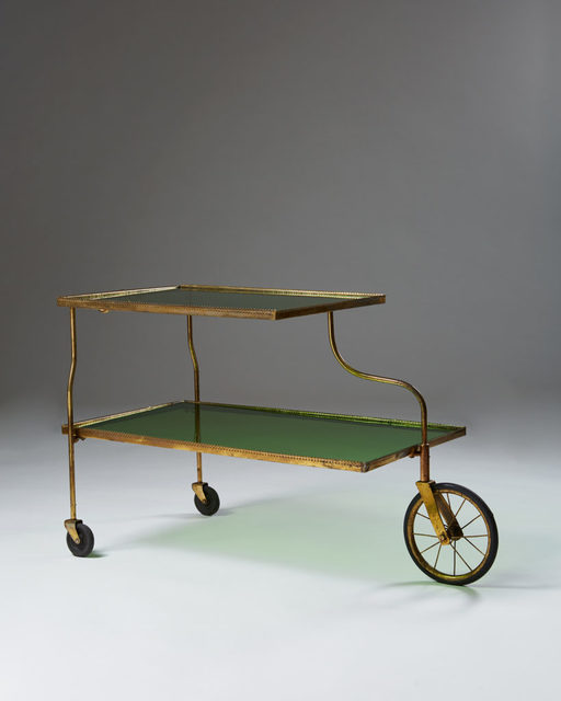 , 'Tea trolley,' 1940-1949, Modernity