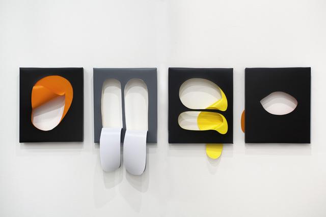 , 'Doblecut,' 2015, Gachi Prieto
