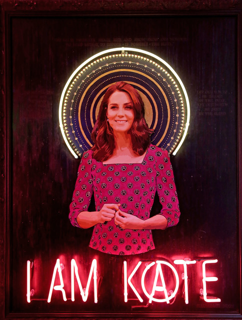 , 'I AM KATE,' 2018, Imitate Modern