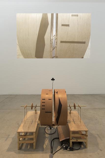, 'Desenho,' 2015, Galeria Nara Roesler