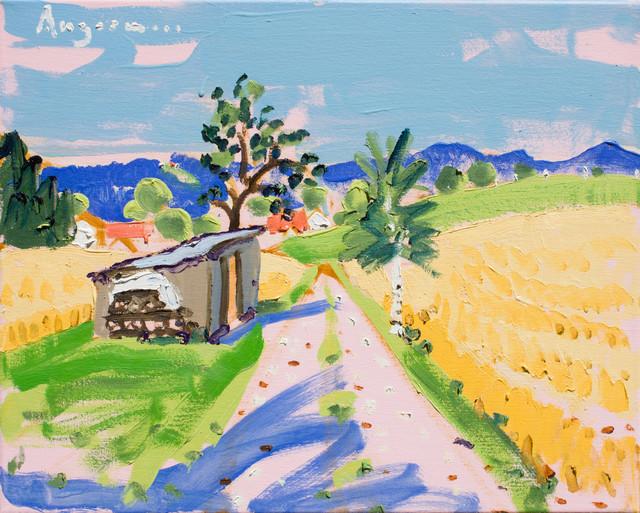 , 'Preunersfeld,' 2005, Bode Gallery