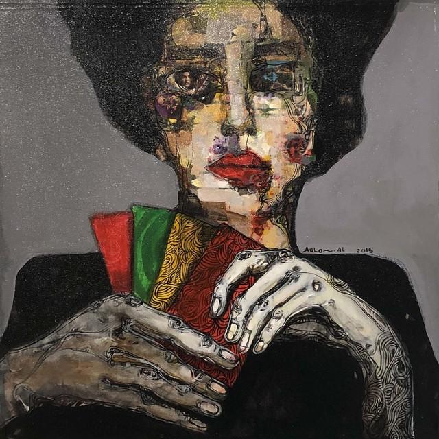 Aula Alayoubi, 'The Game', 2015, Beacon Gallery