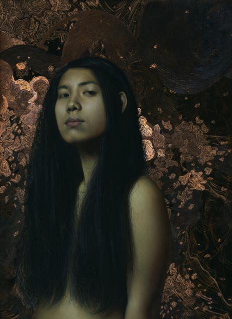 , 'Karen in the Digital Age,' 2016, Zhou B Haus der Kunst