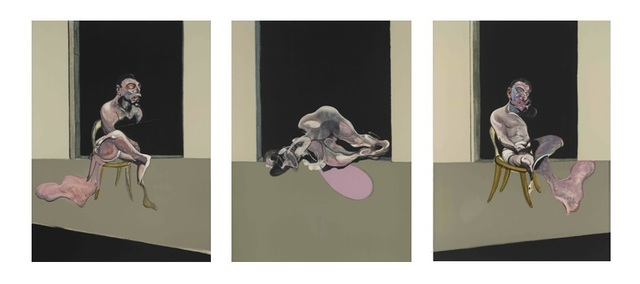 , 'Triptych Augut 1972,' 1972, Marlborough London
