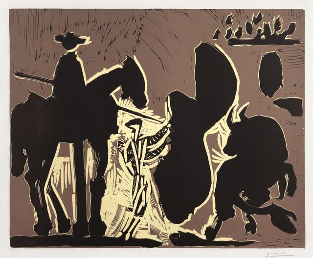 Pablo Picasso, 'Avant la Pique', 1959, Christie's