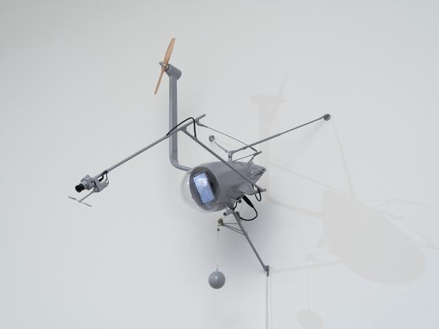 , 'Spider Drone #3,' 2013, bitforms gallery