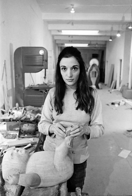 , 'Portrait of Marisol,' 1969, El Museo del Barrio
