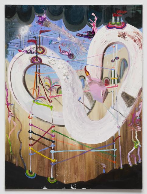 , 'Die ewige Wiederkehr 2,' 2016, SEXAUER Gallery