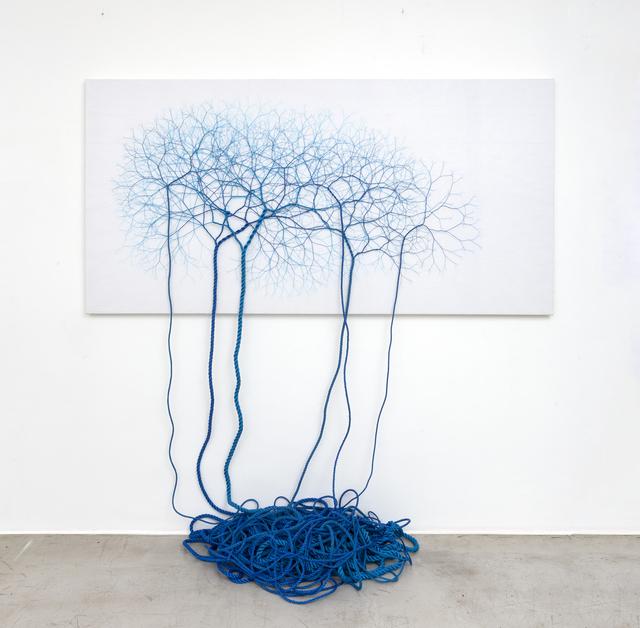 , 'Ciclotrama 158 (expansão),' 2019, Zipper Galeria