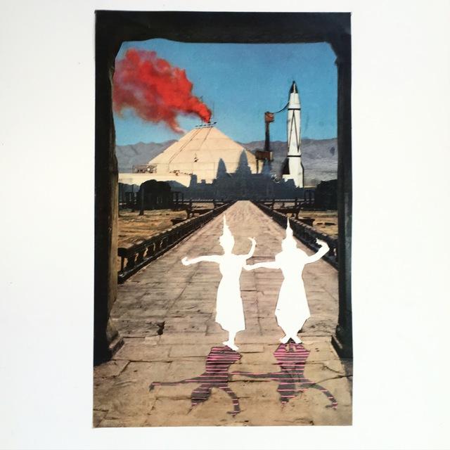 , 'Culture Shcok II,' 2019, k contemporary