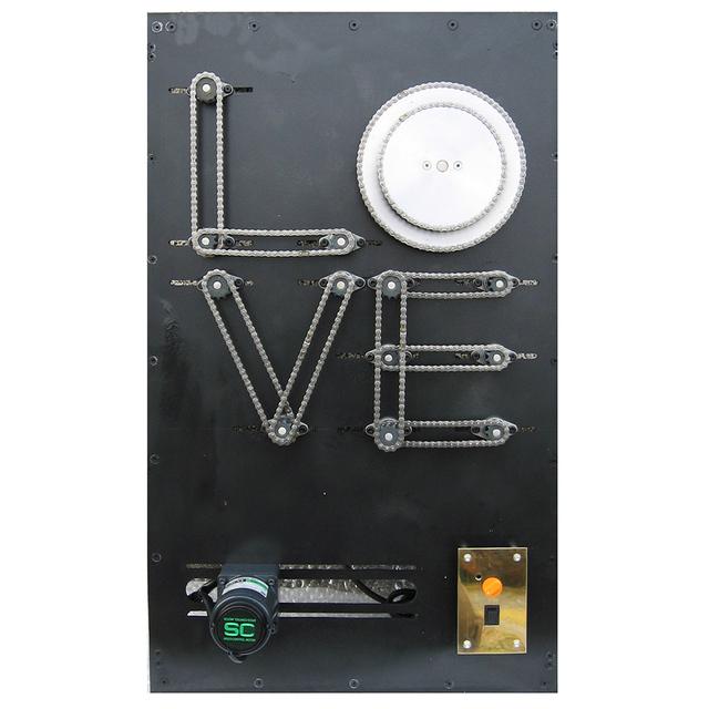 , 'LOVE Machine #8,' 2015, Tezukayama Gallery