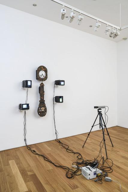 , 'French Clock,' 1990, Gallery Hyundai