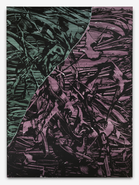 , 'Split Ferryman,' 2012, Hamish Morrison Galerie