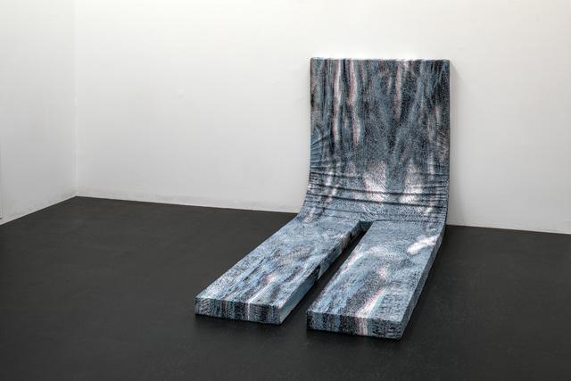 , 'RGB (skin),' 2017, Galleria Doris Ghetta