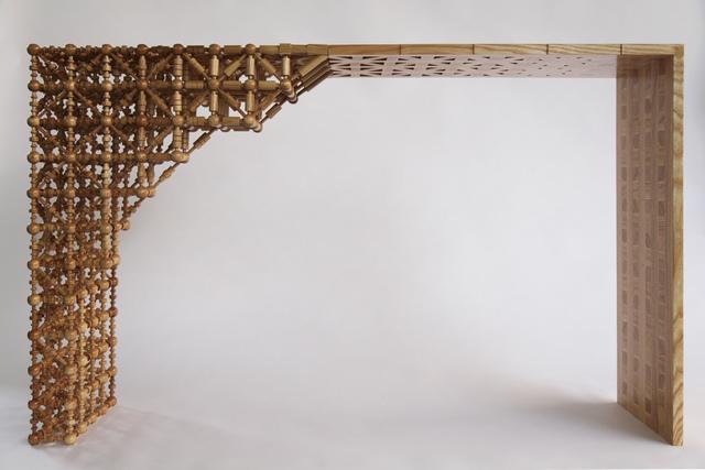 Studio mischer'traxler, 'Gradient Mashrabiya Sideboard', 2012, Carwan Gallery