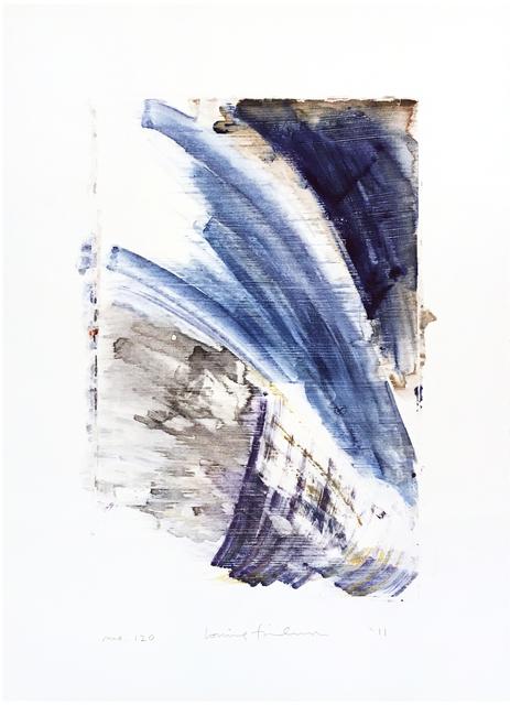 Louise Fishman, 'Homage to the Mountains No. 120', 2011, Goya Contemporary/Goya-Girl Press