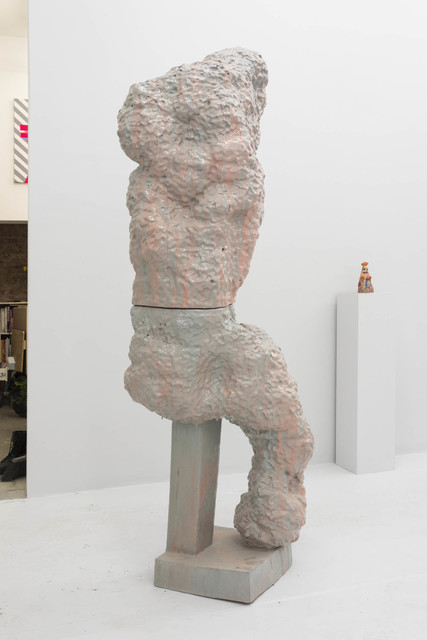 , 'Resting Stand,' 2015, The Hole