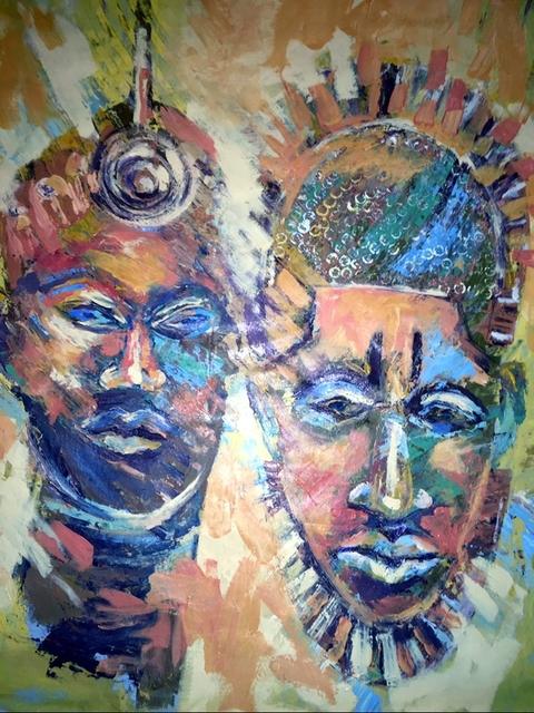 , 'Reincarnation of History - Yoru Edo Wedlock,' , Zenith Gallery
