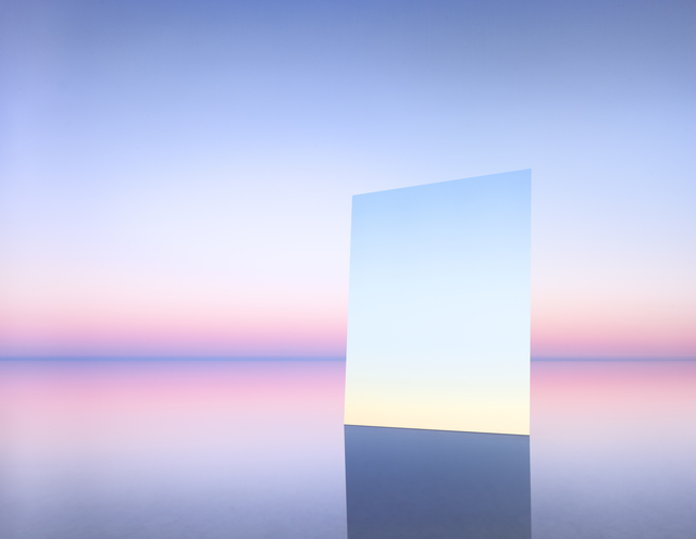 , 'Mirror 12,' 2017, Hamiltons Gallery