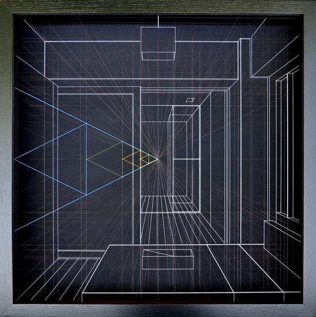 , ' Interior Projection #20,' 2018, The Flat - Massimo Carasi