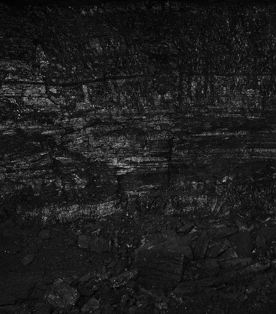, 'Coal Seam, Bergwerk Prosper-Haniel #1,' 2013, Peter Blum Gallery