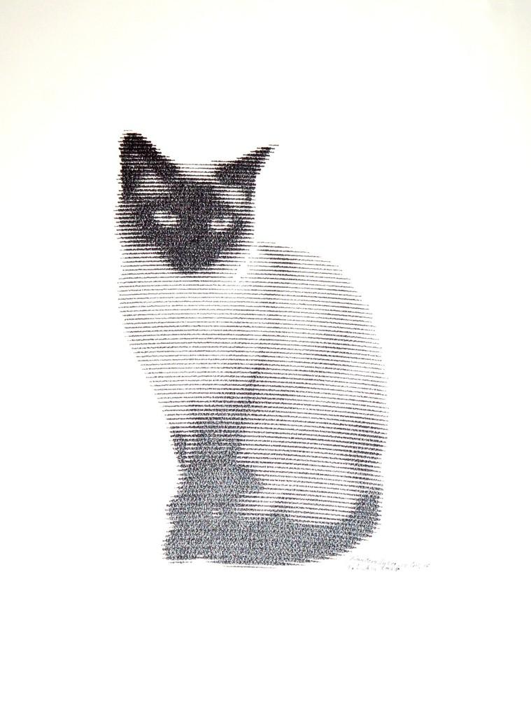 RIC: Random Internet Cat #4